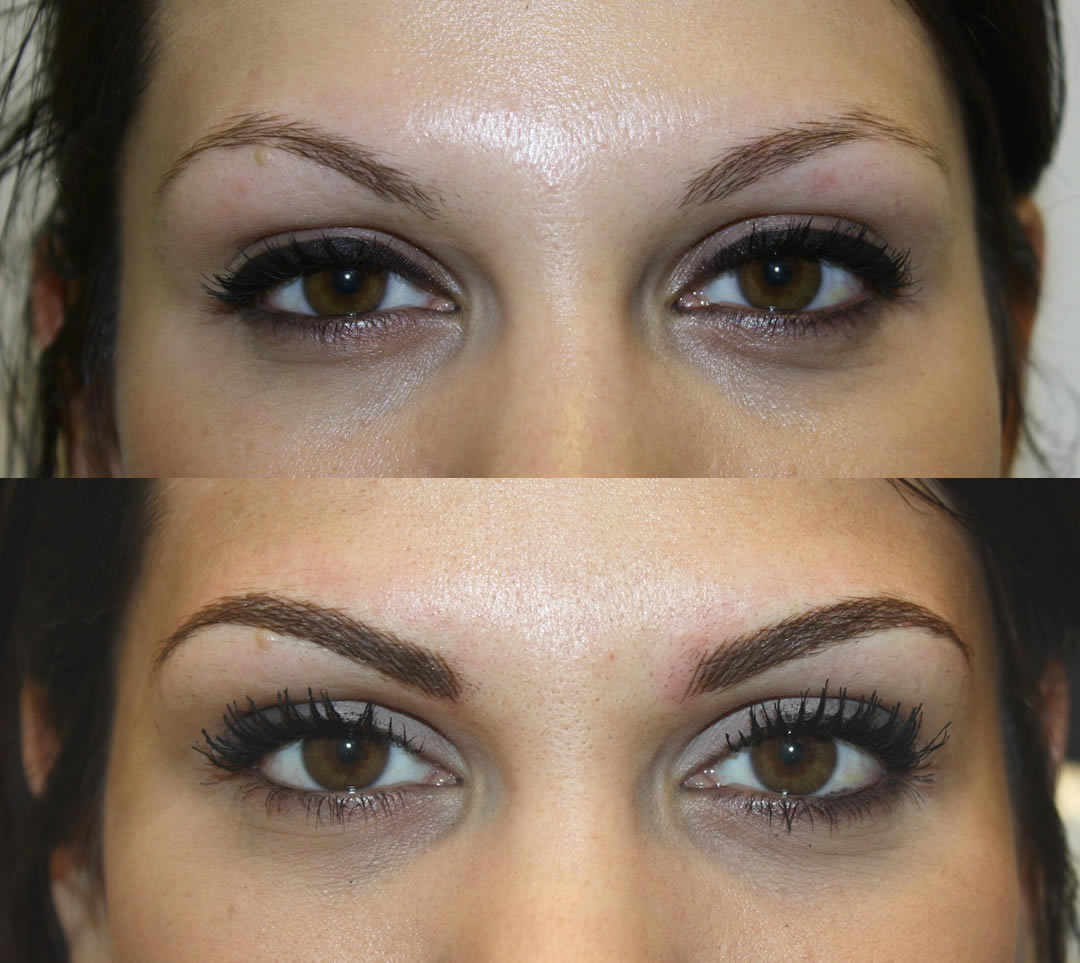 Microblading soleil salon spa for Looking glass plastic surgery tattoo removal